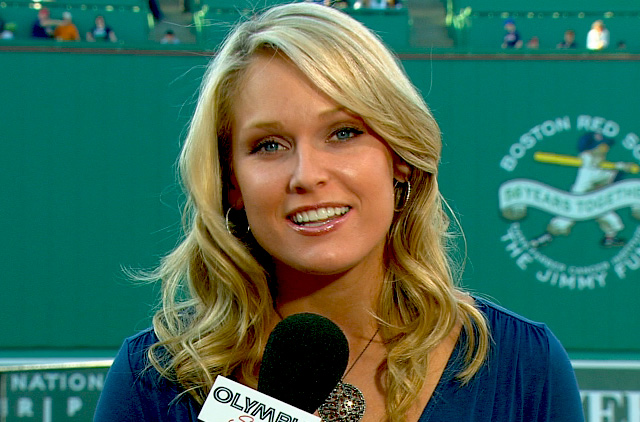 11 Sports Reporters Who Dated Athletes Total Pro Sports